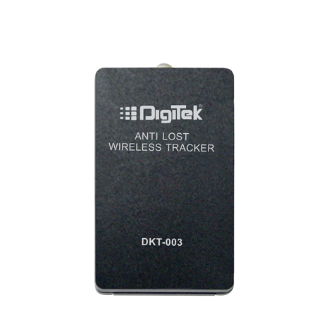 Anti lost wireless tracker
