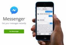facebook messenger alert
