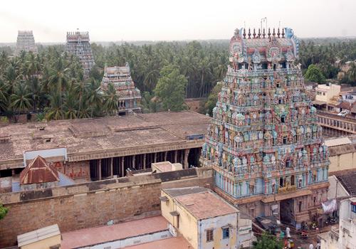 ஜம்புகேசுவரர் கோயில், திருவானைக்காவல்