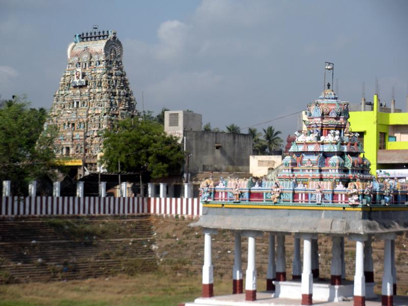 தியாகராஜர் கோயில், திருவொற்றியூர்