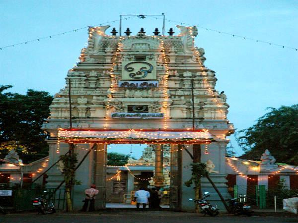 திரு வாலீஸ்வரர் கோயில்