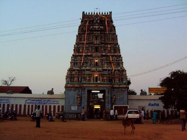 மாசில்லாமணீஸ்வரர் கோயில், திருமுல்லைவாயில்
