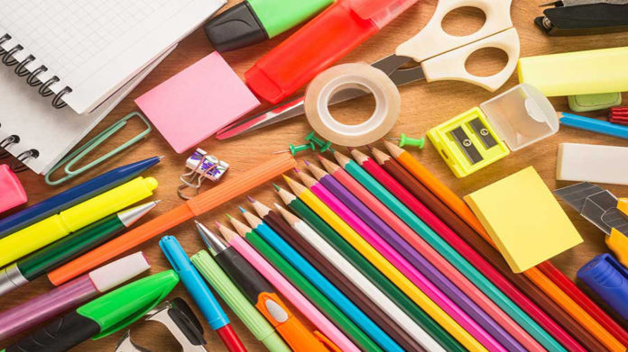 stationery business