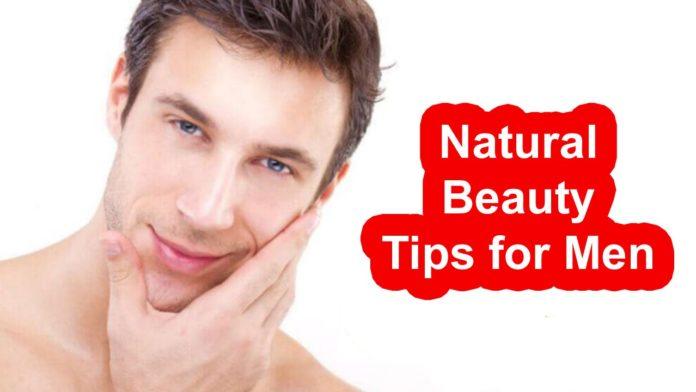 Men Beauty Tips