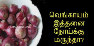 onion benefits in tamil