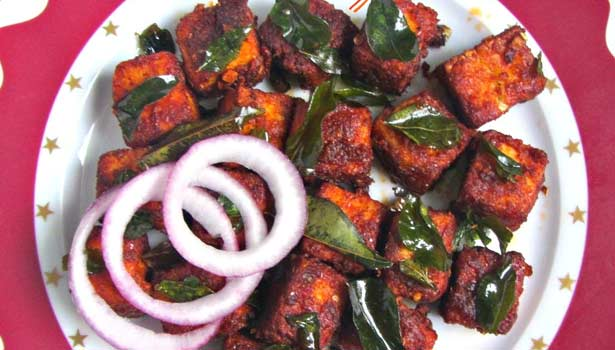 Paneer recipe in tamil