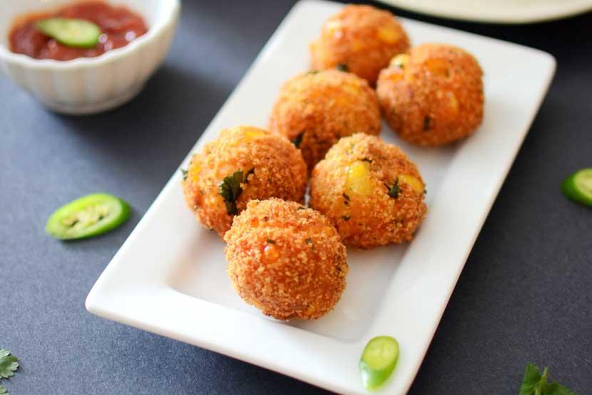 paneer cheese balls