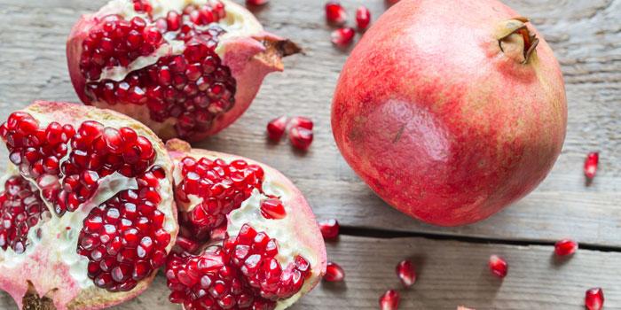 pomegranate fruit benefits