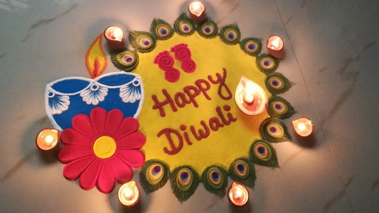 happy diwali rangoli image 00