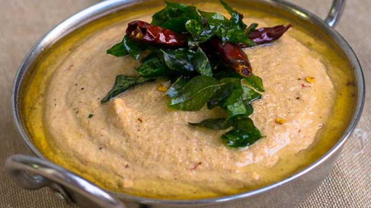 chutney recipes tamil
