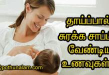 Indian food to increase breast milk
