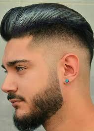 latest hair style for men
