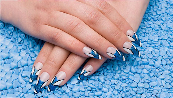 simple nail art images