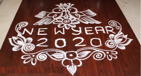 new year kolangal 2020