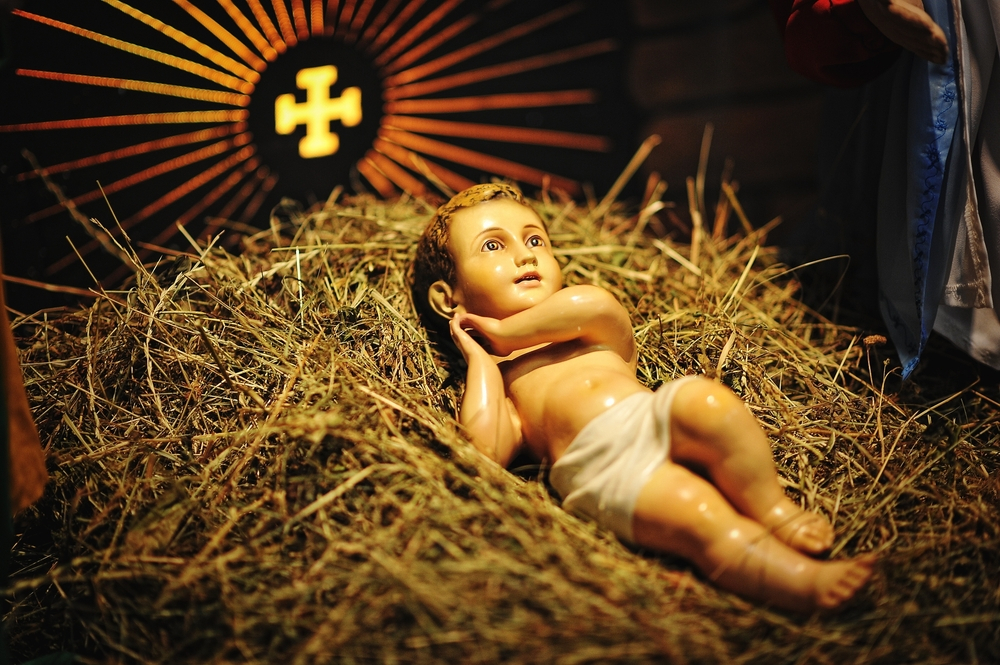 christmas crib ideas for home