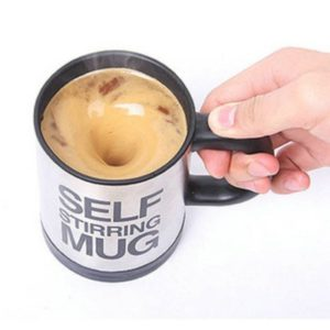 coffee mixing cup