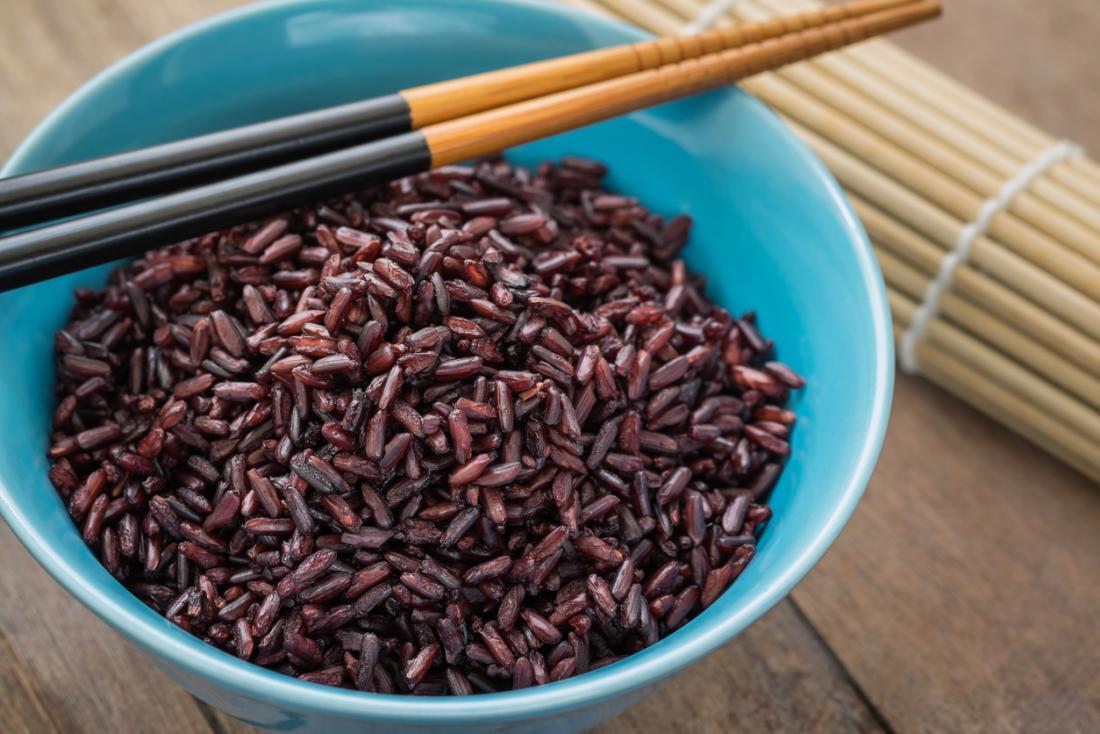 Black rice benefits in tamil