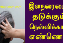 How to make amla oil for grey hair