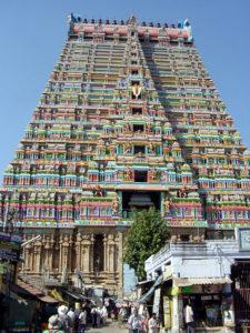 Srirangam Temple Images