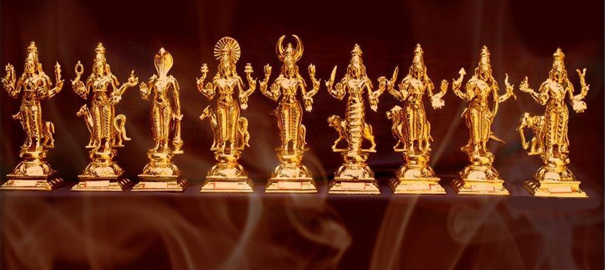9 navagraha images