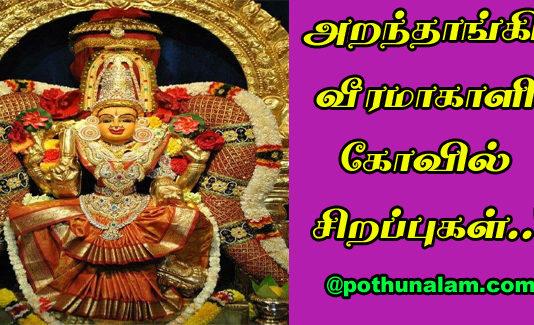 Aranthangi Veeramakaliamman Temple