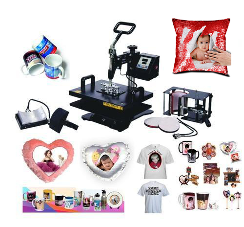 magic pillow printing machine