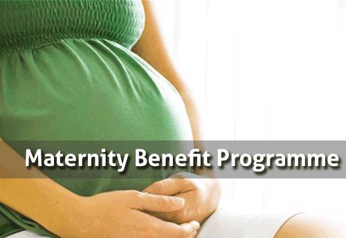 maternity benefit scheme