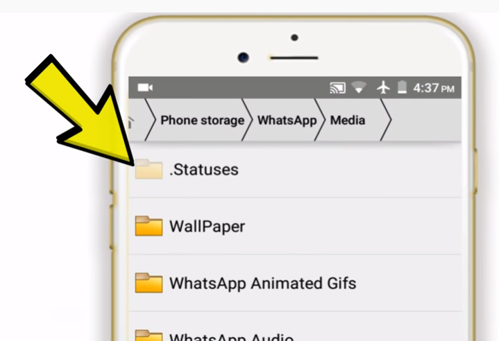 whatsapp status download without app