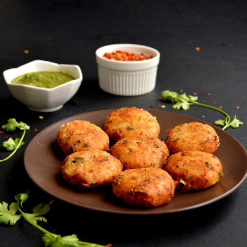 Potato Cutlet Recipe in Tamil
