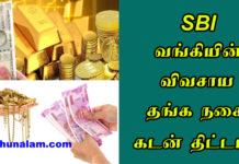 sbi new gold loan scheme