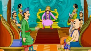 Tenali Raman Stories Tamil