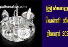 Velli Nilavaram Today