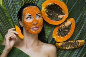 Beauty Tips With Papaya