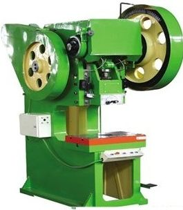 flat washer making machine
