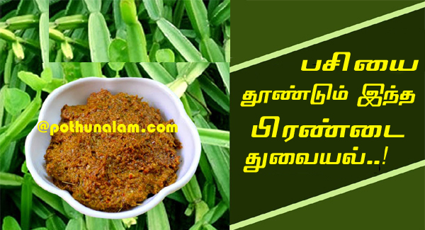 pirandai uses in tamil