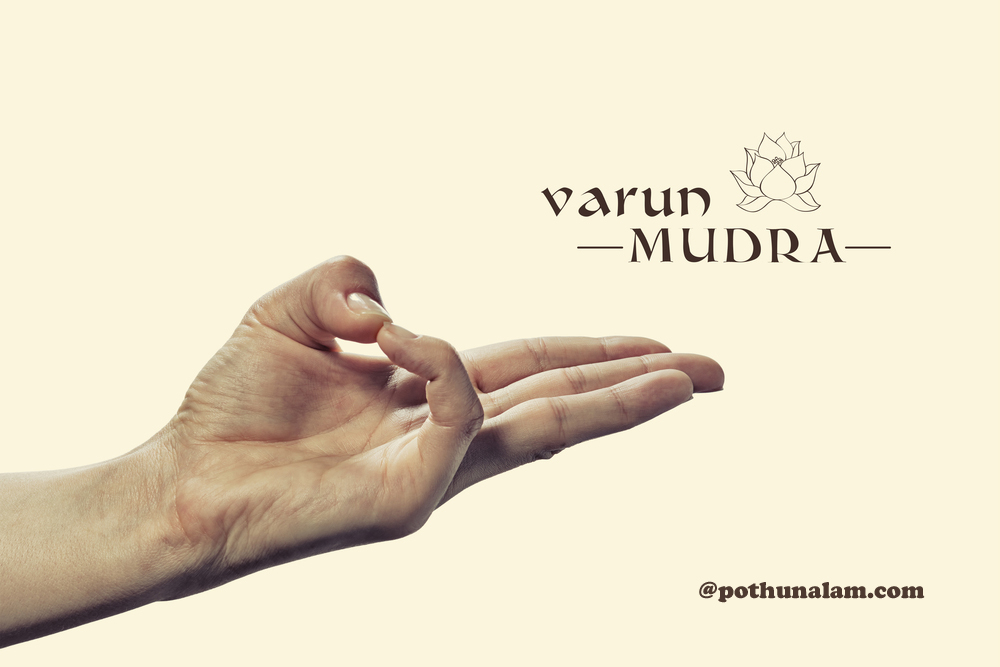 varun mudra benefits in tamil