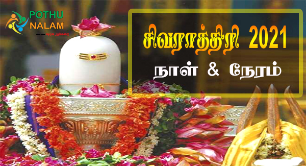Shivratri Date 2021
