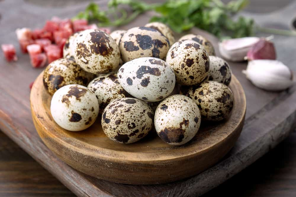 Benefits of Quail Eggs