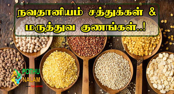 Grains List in Tamil