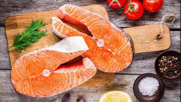 Salmon Fish in Tamil