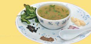 Vallarai Keerai Soup Recipe