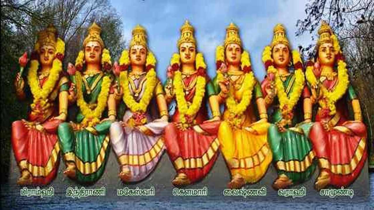 Varahi Mantra in Tamil