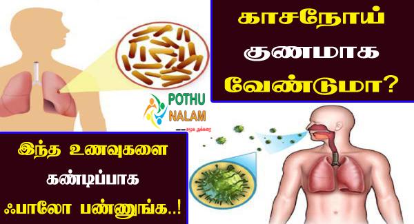 TB Patient Food List in Tamil