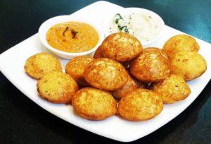 Rava Paniyaram Recipe