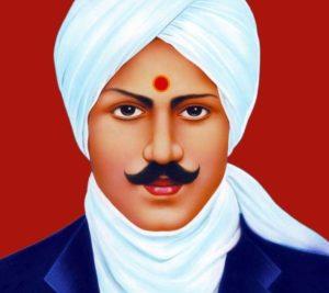 Bharathiar Biography in Tamil