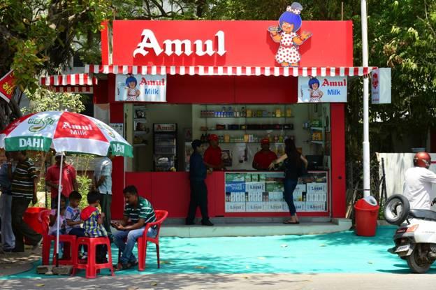 Amul Kiosk