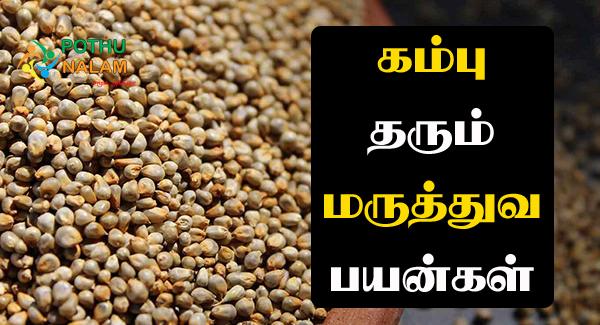 Kambu Benefits in Tamil