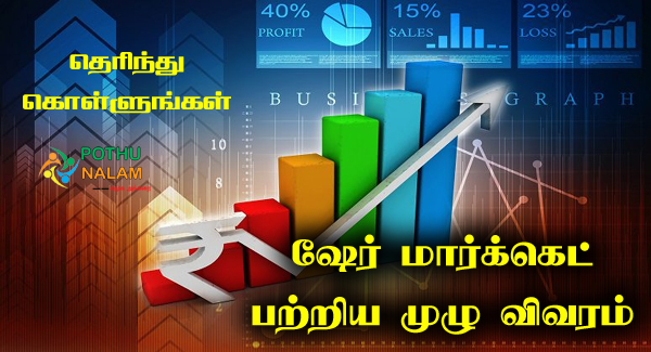 What is Share Market in Tamil