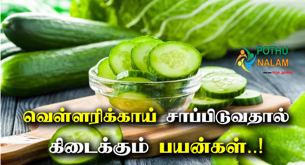 Cucumber Benefits in Tamil