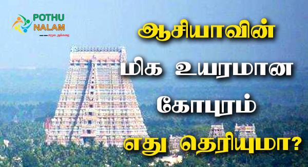 Miga Periya Kovil Gopuram